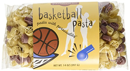 Basketball Pasta (Basketball Pasta compare prices)