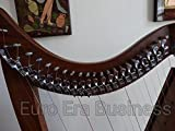 22String irische Harfe mit Hebel & Tuning Schlüssel