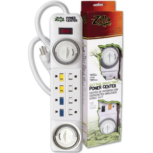 R-Zilla  Dual Analog Power Controller (Zilla Analog Timer Power Center compare prices)