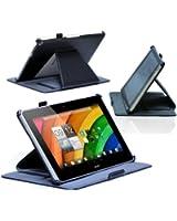 Navitech 513 Housse pour Acer A3-A10 Noir