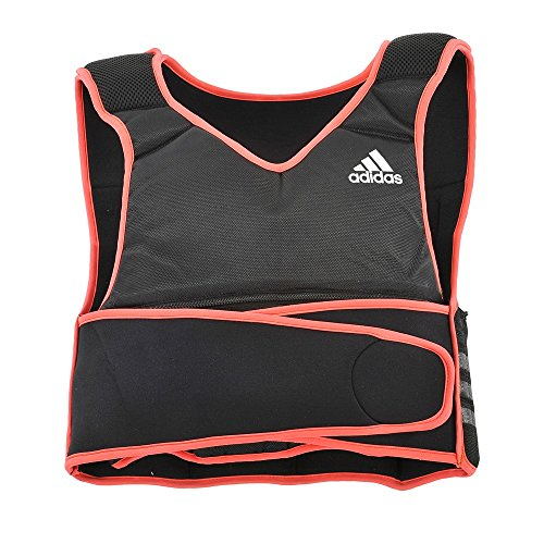 adidas, Gilet pesi Weight Vest, Nero (schwarz)