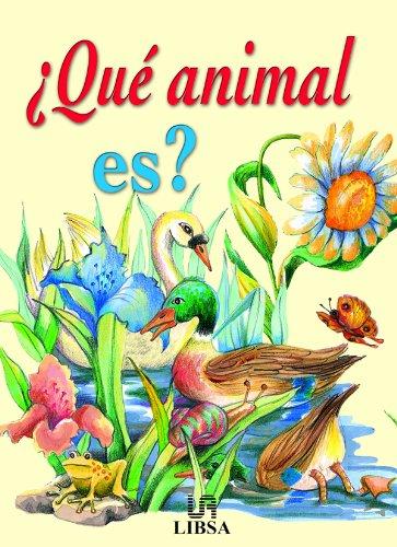 ¿Qué Animal Es? (Miniadivinanzas)