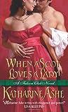 When a Scot Loves a Lady: A Falcon Club Novel (The Falcon Club)