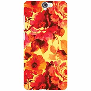 Printland HTC One A9 Back Cover High Quality Designer Case