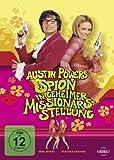 Image de Austin Powers-Spion in Geheimer Missionarsstellu [Blu-ray] [Import allemand]