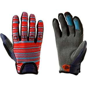 Sombrio Men's Post Freeride Glove - Blood Wash, Small