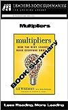 Multipliers - Book Summary