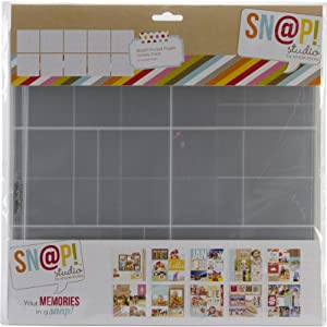 Simple Stories Page Protector, 12 by 12-Inch, Multi Pack