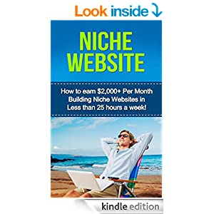 Making money niche sites