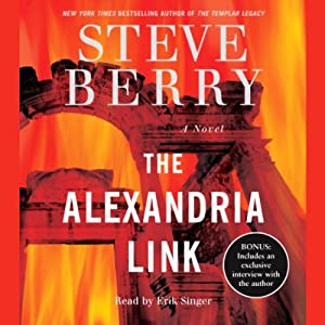 The Alexandria Link Audiobook