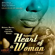 Heart of a Woman Audiobook by GregAlan Williams Narrated by GregAlan Williams