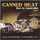 Live in Australia 1985 Canned Heat