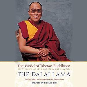 The World of Tibetan Buddhism Audiobook