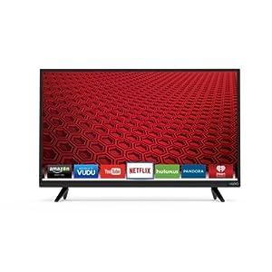 VIZIO E32h-C1 32-Inch 720p Smart LED TV (Certified Refurbished)