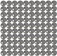 """VXB Brand G23 Bearing Balls, Chrome Steel, 1/4"""" Diameter (Pack of 100)"""