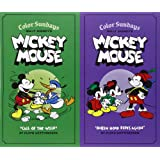 Walt Disney's Mickey Mouse Color Sundays Gift Box Set (Vol. Vols. 1 & 2)  (Walt Disney's Mickey Mouse)