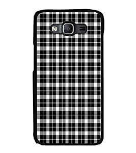 iFasho Modern Art Design animated cloth Pattern of small star Back Case Cover for Samsung Galaxy E7