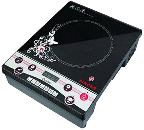Singer Cucina SIK7PBCBT Induction Cooktop (Black)