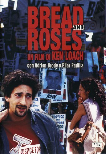 bread and roses dvd Italian Import
