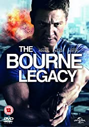 The Bourne Legacy (DVD + Digital Copy + UV Copy)