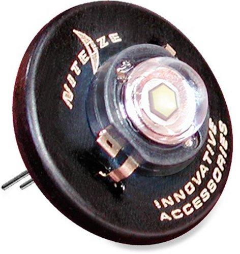 Nite Ize 1-Watt Led Upgrade Ii With Iq Switch Combo Kit - Aa Mini Maglite