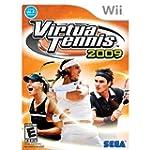 Virtua Tennis 2009 - Wii Standard Edi...