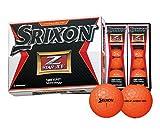 DUNLOP(ダンロップ) SRIXON Z-STAR XV ゴルフボール 1ダース  プレミアムパッションオレンジ