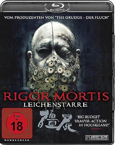Rigor Mortis - Leichenstarre, Blu-ray