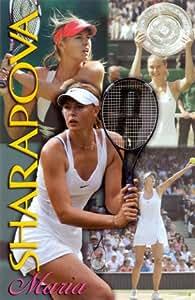 Maria Sharapova Poster Print, 22x34