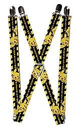 Pokemon Pikachu Electrifying Suspenders