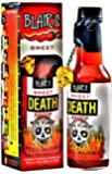 Blair's Sweet Death Sauce with Habanero and Skull Key Chain - 5 oz