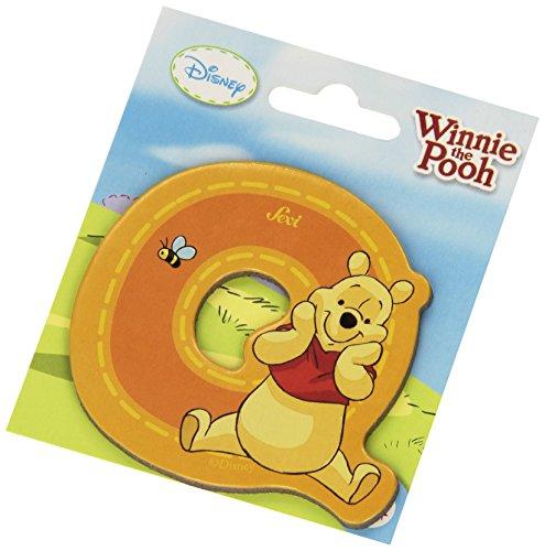 Sevi 82773 Klebebuchstabe O Winnie the Pooh
