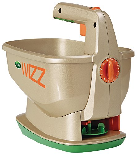 Find Cheap Scotts Wizz Hand-Held Spreader