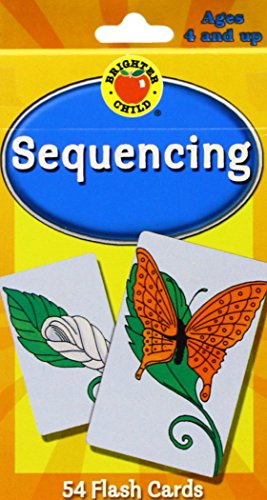 Sequencing (Brighter Child Flash Cards)