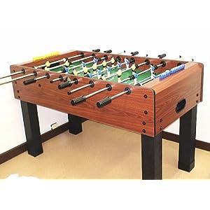 木製テーブルサッカーゲーム140サイズ GT-101 11体×11体の本格派! TB-1515