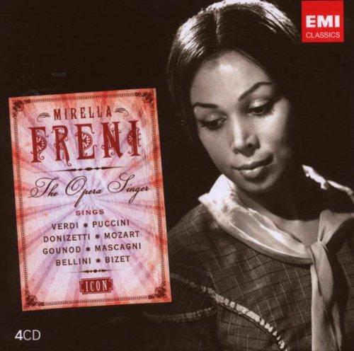 Mirella Freni - recopilación , cofre de 4 CD