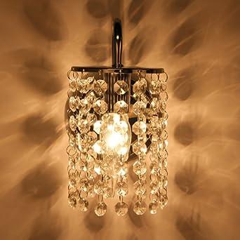 Wandleuchten Beleuchtung Warmweiss IP44 Lightess 10W LED