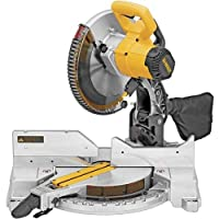 DEWALT DW715 15-Amp 12-Inch Compound Miter Saw by DEWALT