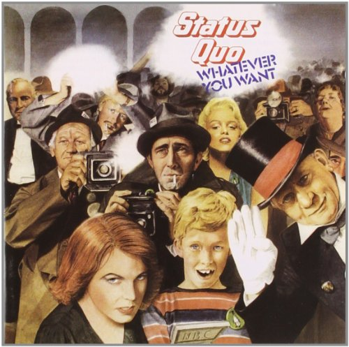 Status Quo - Whatever You Want (The Very Best Of) CD 2 - Zortam Music