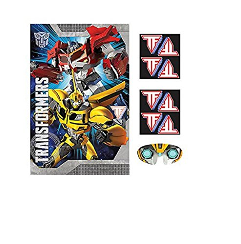 Transformers Party Game (Each) - 1