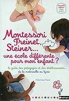 Montessori, Freinet, Steiner : Une école différente pour mon enfant ?