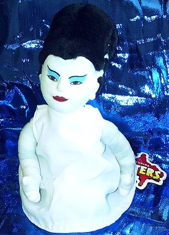 "Bride of Frankenstein Universal Monster 8"" Plush Figure"