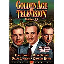 Golden Age of Television 13