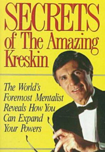 Secrets of the Amazing Kreskin, Mr. Media Interviews