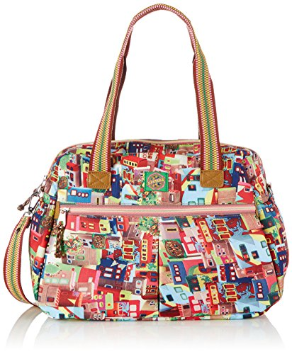Oilily Diaper Bag, Multicolor