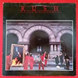 RUSH Moving Pictures LP Vinyl VG+ Cover VG+ Sleeve 1981 Mercury SRM 1 4013