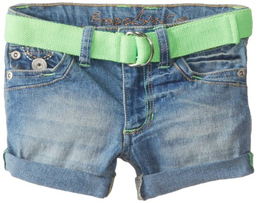 Freestyle Revolution Little Girls' Emille Short, Light Abrasion, 4 front-182938