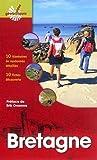 Bretagne : 10 itinéraires de randonnée détaillés, 10 fiches découverte