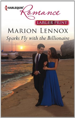 Image of Sparks Fly with the Billionaire