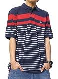 (エコーアンリミテッド)Ecko Unltd ポロシャツ メンズ 半袖 ボーダー 大きいサイズ ES12-03818 3カラー B系ファッション hiphop